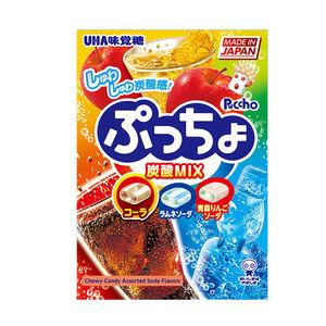 味覺普超軟糖(綜合汽水味)