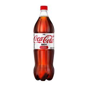 Coca Cola Fiber+ 1.25L