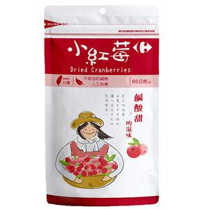 家樂福小紅莓-65g