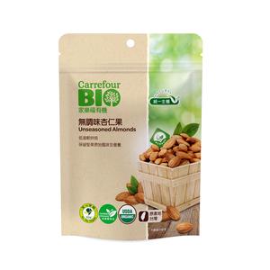 C-Organic Unseasoned Almonds