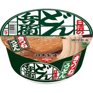Donbei Kitsune Bowl Udon