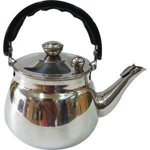 不鏽鋼賓士茶壺5L