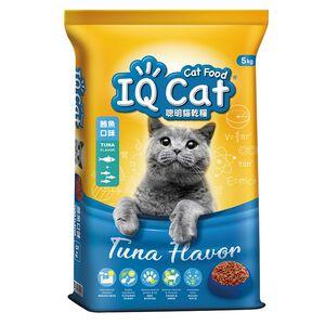 IQ CAT food-tuna flavour