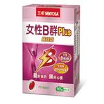 三多女性B群Plus鐵鎂60錠, , large