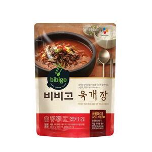 CJ bibigo Spicy beef soup 500g