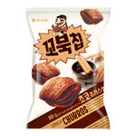 Turtle chip chocolate churros flavor, , large