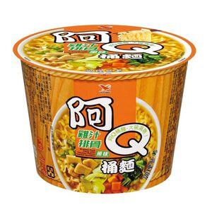 統一阿Q排骨雞汁(碗)107g