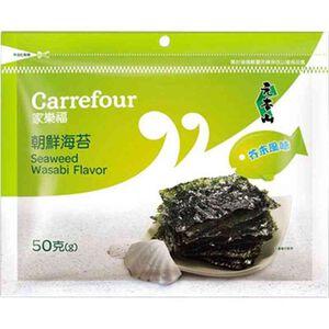 C-Wasabi Seaweed 50g