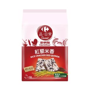 C-Rice Cracker Red Quinoa