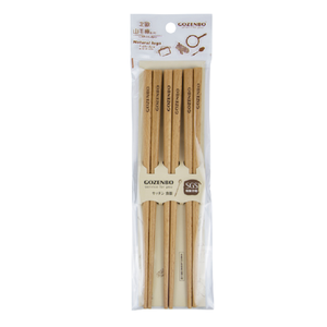 北歐山毛櫸原木筷-3雙