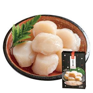 爭鮮北海道生干貝(每盒約250克)