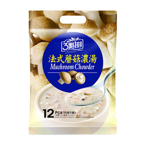 315 Mushroom Chowder