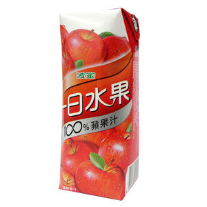 Daily Furit 100 Apple Juice 250ml
