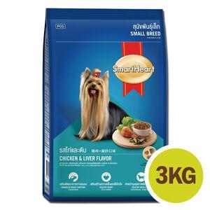 慧心犬糧-雞肉+雞肝口味小型犬配方3Kg