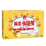 義美牛奶小泡芙(三入), , large