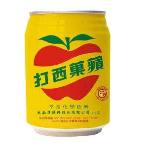 蘋果西打-250ml