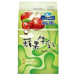 Fresh Delight Apple Milk