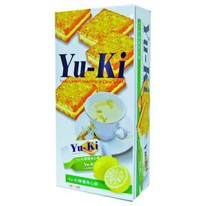 Yu-ki Lemon Crackers