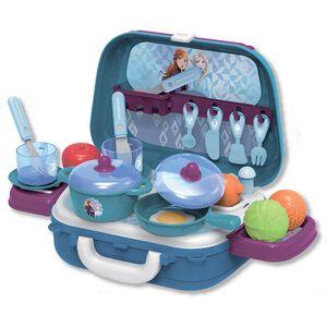 迪士尼系列-隨身盒-冰雪閃光廚房組