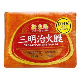 HTY DHA Toast Ham
