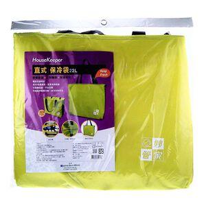 HK直式保冷袋(綠色)22L