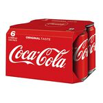 Coca Cola Can 330ml, , large
