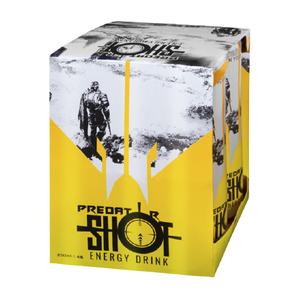 Predator shot Energy drink 250ml