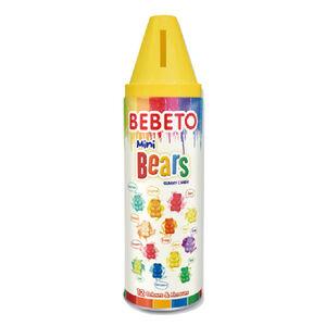 200g Bebeto Mini Bears Gummy