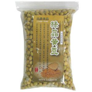 良農綠晶黃豆600g