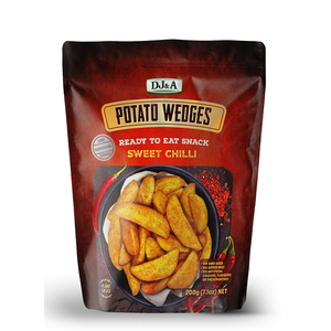 DJA Sweet Chili Potato Wedges