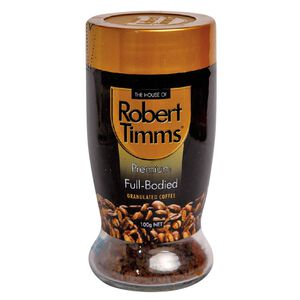 Robert Timms Coffee-Full-Bodied