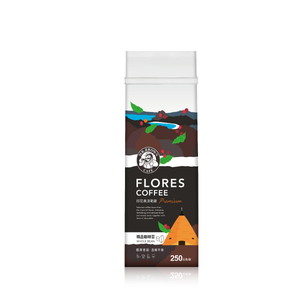 MR.BROWN FLORES  COFFEE BEANS