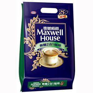 Maxwell House No Sugar 2in1