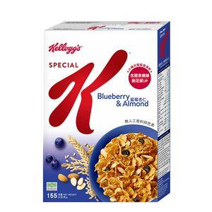 Kelloggs Special K Blueberry  Almond