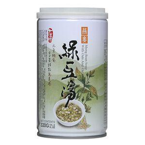 Ming Wu Mung Bean Soup with  Oatmeal