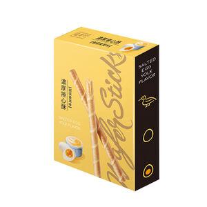 盛香珍濃厚捲心酥-鹹蛋黃風味-135g