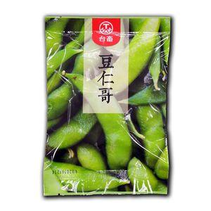 台畜豆仁哥-鹽味毛豆-130gx3
