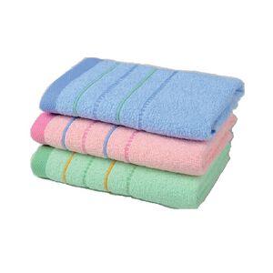non-no 新色緞毛巾(3入)-顏色隨機出貨