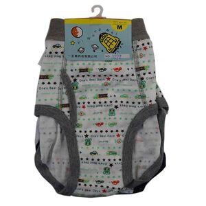 綜合男童內褲兩入-M-顏色隨機出貨
