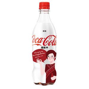 Coca-Cola Fiber+ Pet 600ml