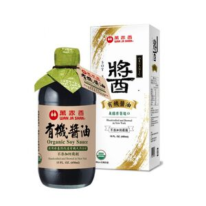 Wan Ja Shan Organic Soy Sauce