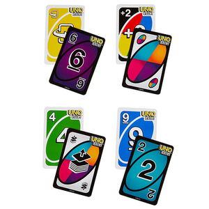 【桌遊】反轉UNO遊戲卡