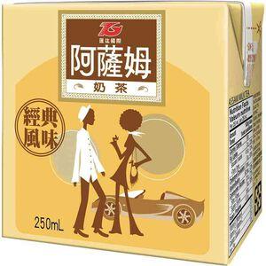 阿薩姆原味奶茶TP250ml