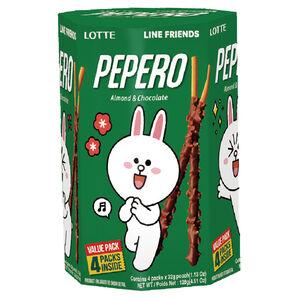 LOTTE Pepero杏仁巧克力棒分享盒