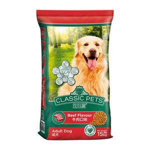 CP ADULT DOG FOOD (Beef)