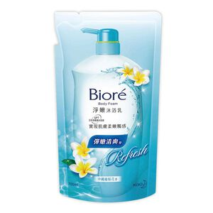 Biore Body Foam refill