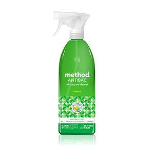 Method antibacterial kitchen cleaner