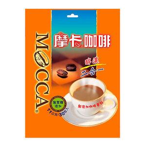 【安心價】摩卡醇濃二合一咖啡 11g X30