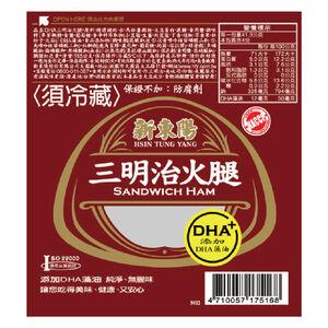 新東陽DHA三明治火腿-165g