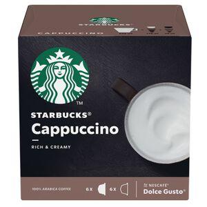 星巴克卡布奇諾咖啡膠囊-120g